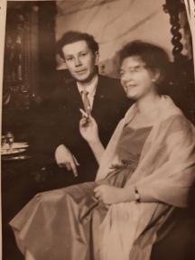 Parents in 1961